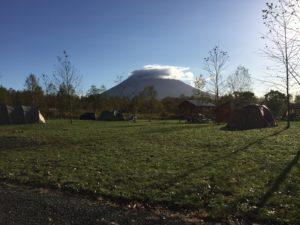 ニセコリバーサイドヒルキャンプ場
